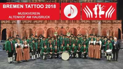 Video der TATTOO-Show 2018 Bremen